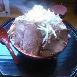[ラーメン]北海道ラーメン雷