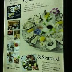 [オイスターバー]東京オイスターバー&カフェ 白金店