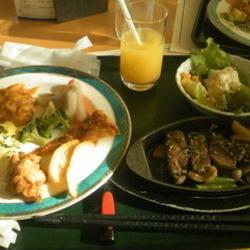 [バイキング]シーサイドホテル舞子ビラ神戸 テラスレストラン サントロペ
