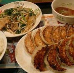 [中華料理]大阪王将 江坂店