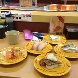 [回転寿司]スシロー第一京浜店