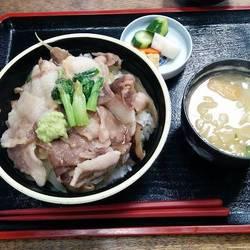 [そば]鈴木屋食堂