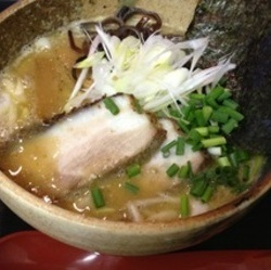 [ラーメン]麺や 琥張玖 西岡本店