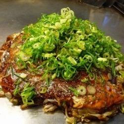 美味しくてボリュームあり、熱々のお好み焼きでした。広島訪問…
