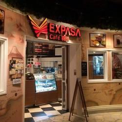 [カフェ]EXPASA Cafe 羽田