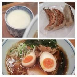 [ラーメン]麺処直久 三田店