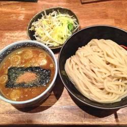 [ラーメン]つけ麺専門店 三田製麺所 新橋店