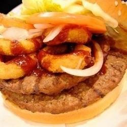 [ハンバーガー]バーガーキング 渋谷センター街店
