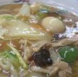 [中華料理]雲仙