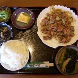 [沖縄料理]味処 森のふくろう