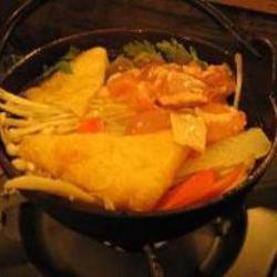 [ちゃんこ鍋]ちゃんこ料理  かし山