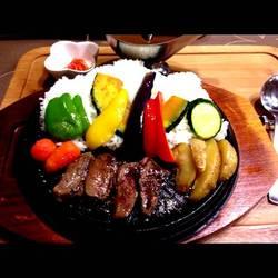 [カレーライス]レストラン なんぷてい