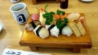 [寿司屋]錦寿司