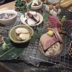 [寿司屋]桧がき