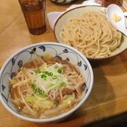 [ラーメン]江戸前つけ麺 サスケ