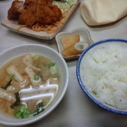 [食堂・定食]マギー食堂