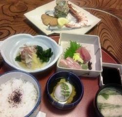 [海鮮料理]料理旅館 鳥喜