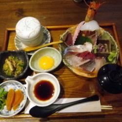 [海鮮料理]魚料理 ○海(MARUKAI)
