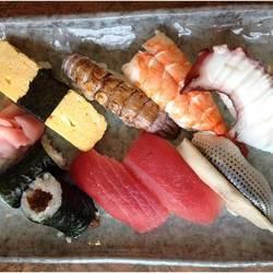 [寿司屋]寿司割烹 仲寿司