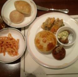 [バイキング]レンブラントホテル大分 Buffet dining&Cafe Four Leaf Garden