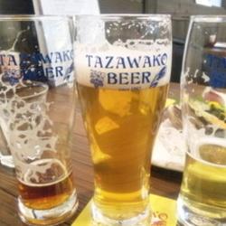 田沢湖ビール3種が頂けます。どれも個性的です。 1時間飲み放…