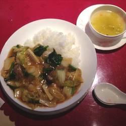 [中華料理]CHINESE DINING 花と華