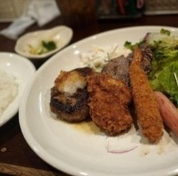 [ステーキ]肉の大山