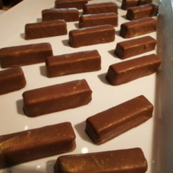 チョコの甘さもありながら、濃厚で上品な風味があってとっても…