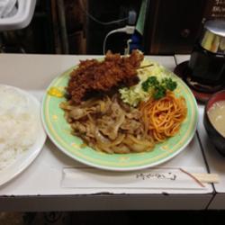 [カレーライス]キッチン南海 下北沢店