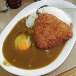 [カレーライス]カレーのからなべ屋 浜松町店