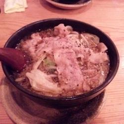 [ラーメン]麺屋 武士道