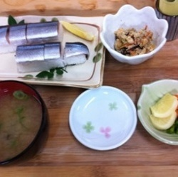 [日本料理]であい村 蔵ら