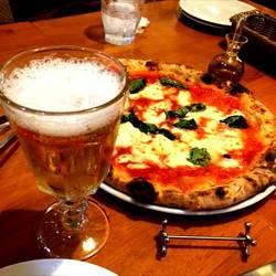 [ピザ]pizzeria del Mare
