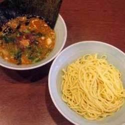 スープ割してライスと一緒にどうぞ!!。豚骨正油に魚粉を入れま…