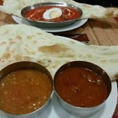 [カレーライス]Natural Nan&Curry Spice Garden そごう大宮店