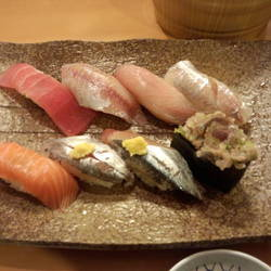 [回転寿司]回転寿司 魚敬 ウィング久里浜