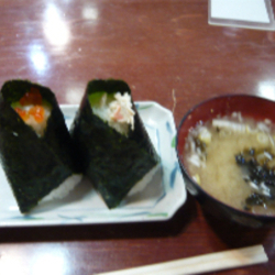 [日本料理]朝市食堂