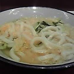[うどん]本場さぬきうどん 親父の製麺所 浜松町店