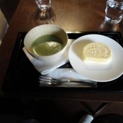 [カフェ]花想容