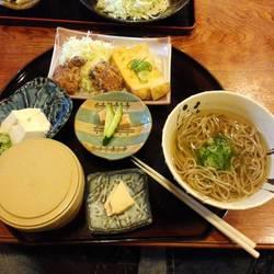 [食堂・定食]五木レストラン夢唄