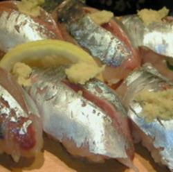 [寿司屋]魚がし