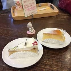 [カフェ]河口湖チーズケーキガーデン