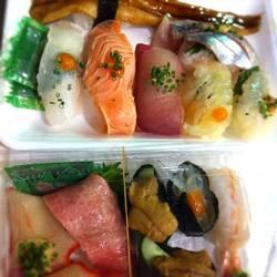 [寿司屋]海転からと市場寿司