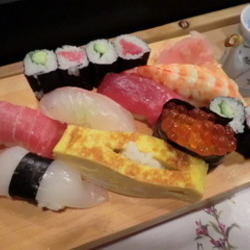 [寿司屋]鮨金
