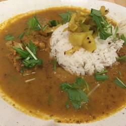 [カレーライス]curry phakchi