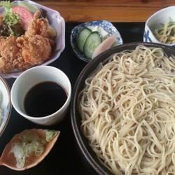 [そば]佐賀藩 天山荘