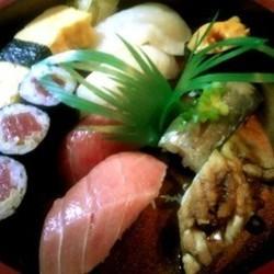 [寿司屋]亀七寿司