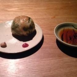 大きくて、食べ応えのある1品。これが食べたくて京都まで年に…