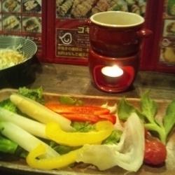 野菜がたくさん食べられるので女性におすすめです!焼き鳥のあ…