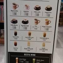 [カフェ]THE 3RD CAFE by Standard Coffee 品川店